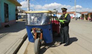 Huancayo: policía organizó peculiar agasajo por el Día del Padre
