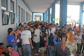 Tumbes: activan plan de contingencia ante masiva llegada de venezolanos
