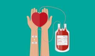 Día Mundial del Donante de Sangre: conoce los requisitos para donar