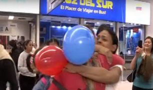 Venezolanos caminaban hasta 10 horas diarias para llegar a Perú
