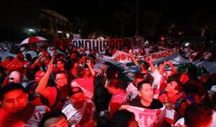 Copa América 2019: así fue el banderazo de los hinchas peruanos en Brasil
