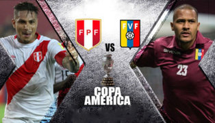 Perú vs Venezuela: Tigre hizo cambios al once titular a última hora