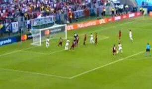 ¡Lo cantábamos todos! El golazo de 'Canchita' que fue anulado en el Perú vs Venezuela