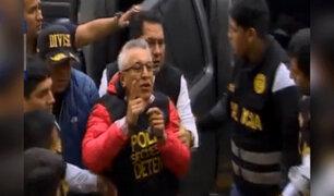 Policía da detalles sobre detención del exalcalde de Surquillo tras denuncia