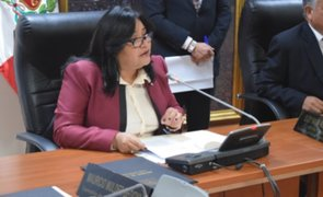 """Sánchez: """"Uno no puede aferrarse al cargo"""", respecto a su permanencia en Comisión de Ética"""