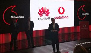 España: Huawei estrena red 5G pese a estar en lista negra de EEUU