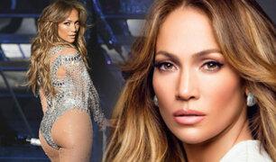 """EEUU: J. Lo es duramente criticada por su sensual show en su gira tour """"It's My Party"""""""