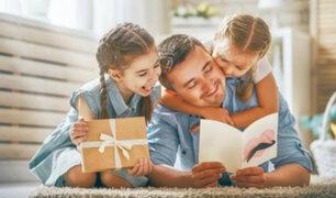 Día del padre: ¿qué quieren los papás en su día?