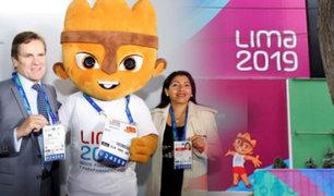 Lima 2019 | UAC: Centro de acreditación y uniformes inició sus operaciones