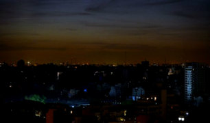 Argentina y Uruguay sin luz por falla masiva en el sistema de interconexión