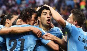 Uruguay vence por 4-0 a Ecuador y comienza su camino por el título 16 en la Copa América