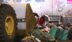 La Victoria: retiran ambulantes que ocuparon por años la Av. Aviación
