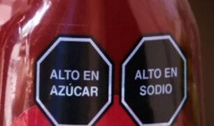 Desde este lunes 17 rige obligatoriamente etiquetado octogonal en productos