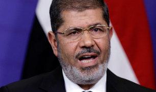 Mohamed Morsi: expresidente de Egipto muere durante juicio por espionaje