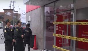Pueblo Libre: capturan a delincuentes que intentaron robar supermercado