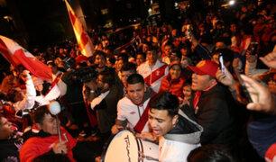 Banderazo de hinchas peruanos en Río fue suspendido