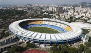 Maracaná. conoce el histórico estadio en el que se vivirá el Perú-Bolivia