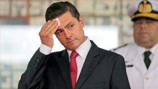 México: expresidente Enrique Peña Nieto es investigado por presunto soborno
