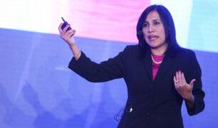 Flor Pablo pide respeto para funcionarios citados a comisiones del Congreso