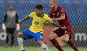 Selección Venezolana logró empate (0-0) ante Brasil