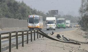 Rutas de Lima sobre Ramiro Prialé: no tenemos la responsabilidad de la vía