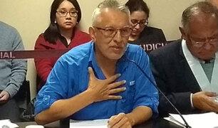Dictan nueve meses de prisión preventiva contra Gustavo Sierra