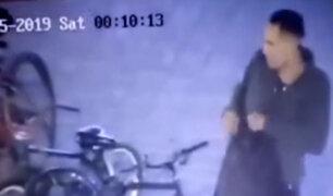 Barranco: detienen a delincuente cuando robaba bicicleta en parque