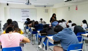 Presentan proyecto de ley para reformar el sistema educativo y eliminar ley universitaria