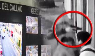 En el Callao el 70% de cámaras de seguridad están inoperativas
