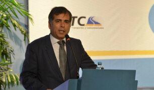 Presidente de ATU: calidad de transporte de ciudadanos va a mejorar