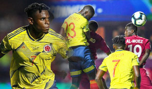Copa América 2019: Colombia vence 1-0 a Qatar por la segunda fecha del Grupo B