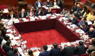 Comisión de Constitución continuará debatiendo hoy el segundo proyecto de la reforma política