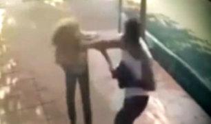 Mujeres se convierten en blanco de la delincuencia