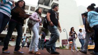 Sunedu dispone acciones para reinsertar alumnos de universidades con licencia denegada