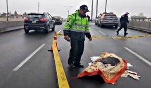Ayudante de camión fue asesinado durante asalto en Av. Colonial