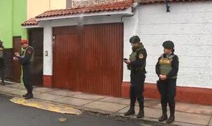 Fiscalía y Diviac intervienen oficina de la academia Cantolao en La Punta
