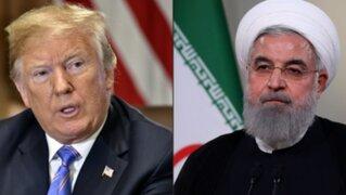 EEUU: Trump asegura que no necesita aprobación de Congreso para atacar Irán