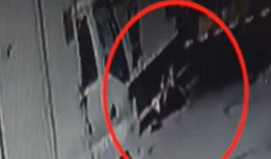 La victoria: anciana muere atropellada por tráiller y chofer se da a la fuga