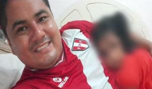 Comas: esposa de policía del Grupo Terna fallecido durante robo exige justicia