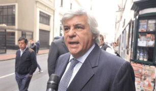 IIRSA Sur: Fernando Olivera es investigado por equipo especial Lava Jato