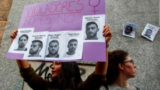 España: elevan sentencia de 'La Manada' a 15 años de prisión por violación sexual