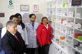 Ministra Tomás: medicamentos genéricos son tan eficaces como los  de marca