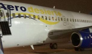 Chile: evacuan avión con hinchas que iban a la Copa América