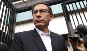 Martín Vizcarra: licencia de Tía María no se puede anular