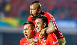 Copa América: Chile vence 2-1 a Ecuador y asegura su pase a cuartos