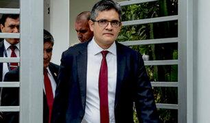 Congresistas opinan sobre pedido de fiscal Domingo Pérez para incautar celular de García