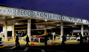 Chile rechaza ingreso de venezolanos a su país a través de la frontera con Perú