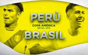 Copa América 2019: Perú perdió 0-5 ante Brasil