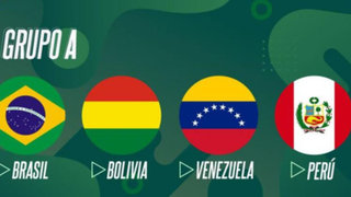 Grupo A: tabla de posiciones tras derrota de Perú ante Brasil