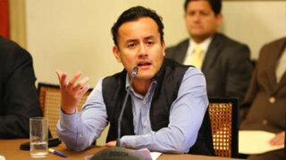Comisión de Ética aprueba por unanimidad investigar a Richard Acuña